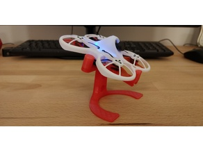 Tinyhawk Display Stand and Launch Pad
