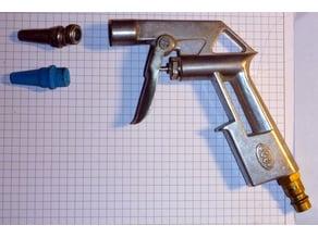 Buse de pistolet à air comprimé