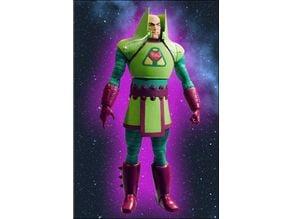 Dc Direct Lex Luthor Hip Joint (Action Figure Repair)