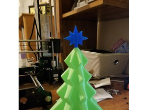 Star for christmas tree