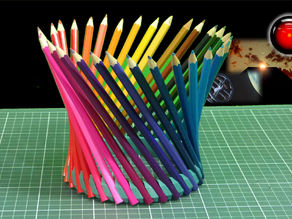 Crown of Pencils