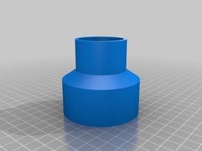 "Jet Oscillating Sander Shop Vacuum Adapter (2.5"" to 1.5"")"