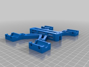 One Piece Lm10uu Y-Carriage for Prusa i2
