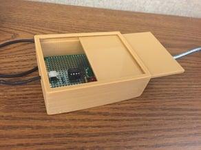 Project box - slider