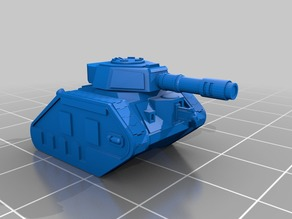 Epic 40K Leman Russ Battle Tank