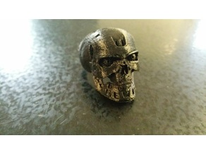 T800 Terminator Ring with Jaw