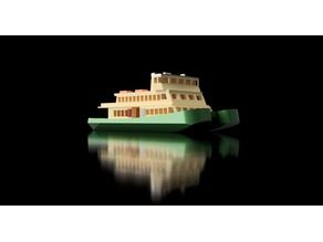 Benchy meet FerryCAT