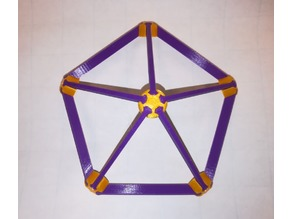 Make Your Own Platonic Icosahedron, Snap