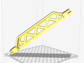 Anet A8 X-Axis brace