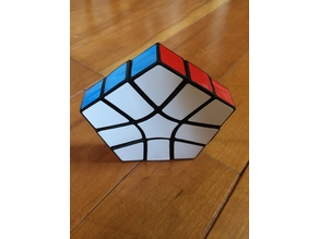 Floppy Megaminx Twisty Puzzle