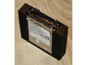 "3.5"" HDD adapter for two 2.5"" HDD"