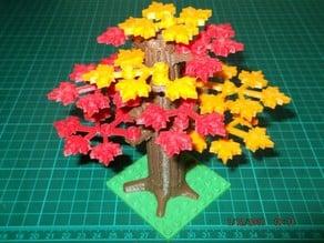 Lego© compatible Tree