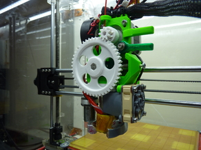 Penguin Extruder MK6  (geared drive, RPW-Ultra, full-featured)