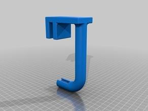 MEG/MRI-compatible optical fiber holder for photodiode