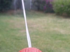 Garden Hose Jet Nozzle
