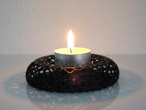 Tealight holder - Voronoi-Style #11