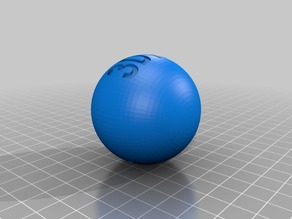 3D Printing Nerd Stress Ball