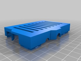 Raspberry Pi Case based on RasPi