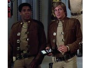 Colonial Warrior: Languatron or Hand Computer; Battlestar Galactica