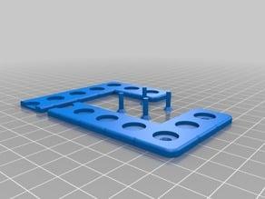 Magnetic Tool Holder - Ikea Closet compatible