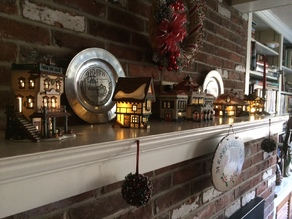 Intrinsically safe Dickens Village/Department 56 lighting