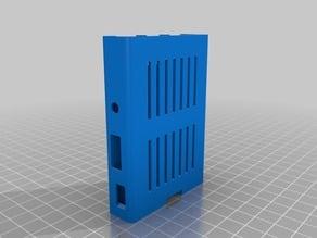 Raspberry Pi Aluminium Extrusion Mounted Case