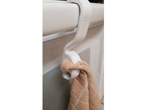 Don't forget your Towel - Kitchen Towel Holder (version B)