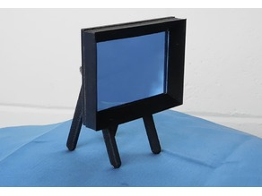 Mirror Frame and Stand