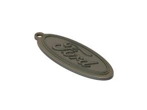 Keychain Ford