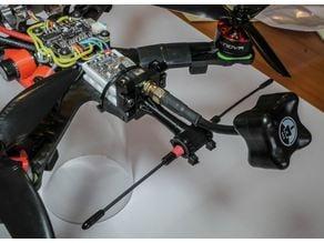 TBS Crossfire antenna mount - Armattan Chameleon Ti
