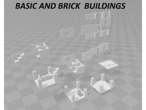 Basic and Brick Building Set