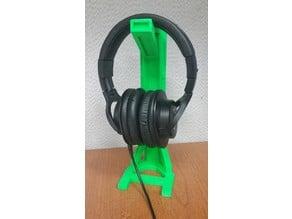Multi Piece Headphone Stand (Free Standing)