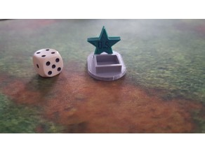 U.S. Army Pin Markers for Table Top Wargaming