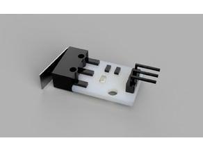 Z-Sensor Board CAD Model