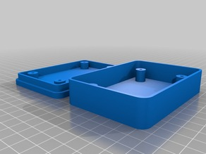 Project box for PCB electronics projects