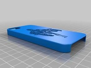 iphone 5/SE case(Monroe)