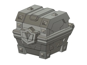 Arcadia Quest Chest Hinged