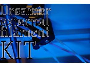 Dreamer external filament kit