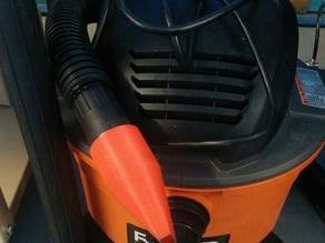 Parametric Nozzle for Vacuum Cleaner