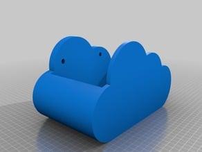 Wall mount Cloud Pot Bigger