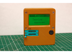 Case for Component Tester LCR T4