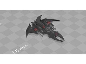 Epic Dark Elves Razorwire Jetfighter