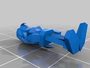 Tifa Lockhart Field Model