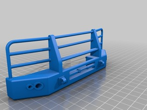 Reinforced RC Bumpers
