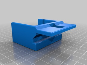Extruder cartridge holder