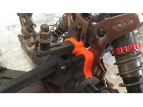 29300 A215 SHOCK TOWER PLATE