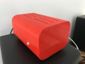 DAC Case - RPi 1B - Sabre DAC ES9023