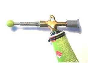 Mini grease tube attachment fix