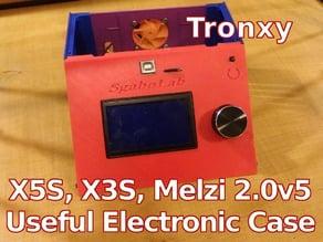 Tronxy X5S/X3S Euseful Electronics Case