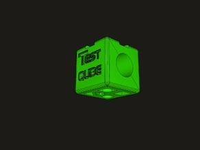 Printer Test CUBE
